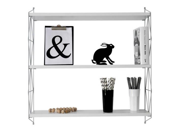 Półka belmam: styl , w kategorii Salon zaprojektowany przez BELMAM
