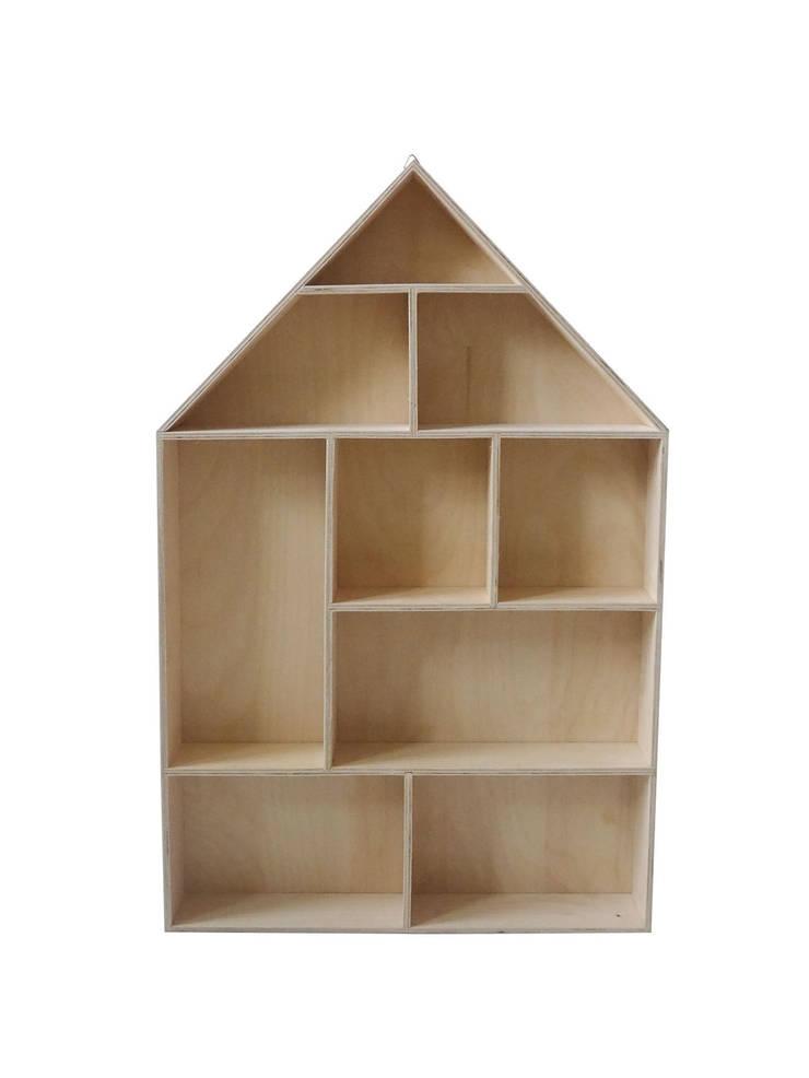 Domek belmam: styl , w kategorii Pokój dziecięcy zaprojektowany przez BELMAM