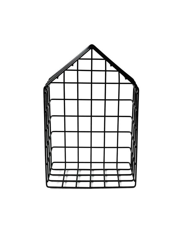Druciany domek: styl , w kategorii  zaprojektowany przez BELMAM,Nowoczesny
