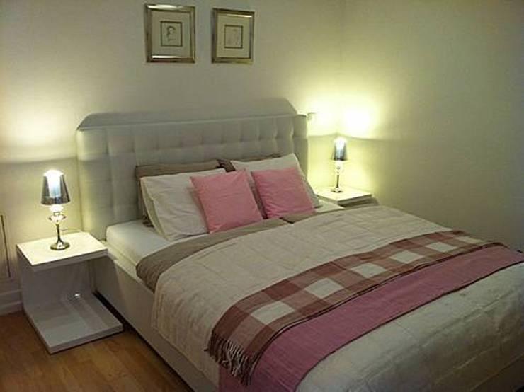 Margarete Apartment: styl , w kategorii Hotele zaprojektowany przez ARTEFEKT