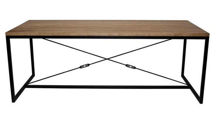 Stół MONTANA: styl , w kategorii Jadalnia zaprojektowany przez ArchonHome.pl