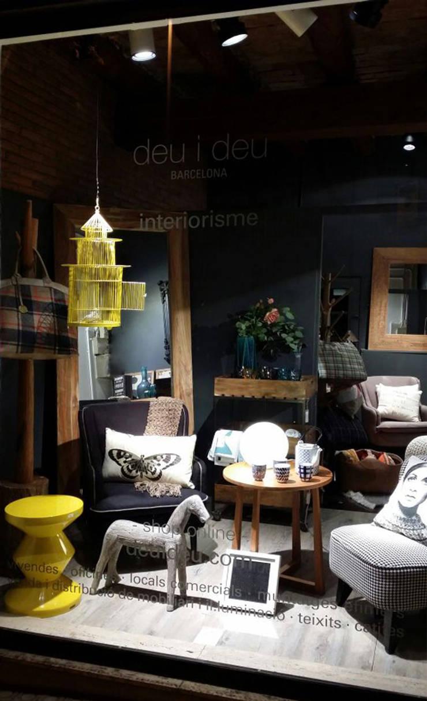 THE SHOP by Deu i Deu: Espacios comerciales de estilo  de Deu i Deu