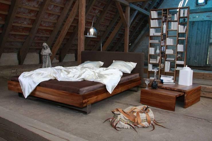 Aranżacje: styl , w kategorii Sypialnia zaprojektowany przez Lupus73