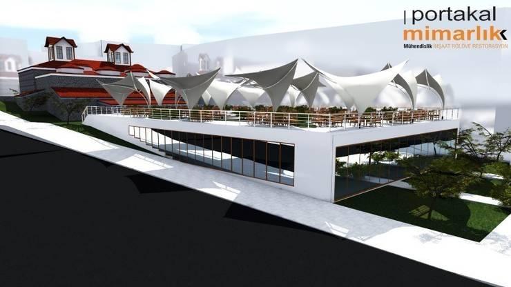 PORTAKAL MİMARLIK MÜHENDİSLİK İNŞAAT RÖLÖVE VE RESTORASYON – Bolu Sultan Hamamı Projesi:  tarz Evler