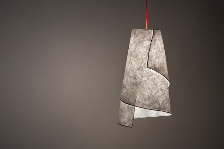 Twist_1: styl , w kategorii Jadalnia zaprojektowany przez Lubovka