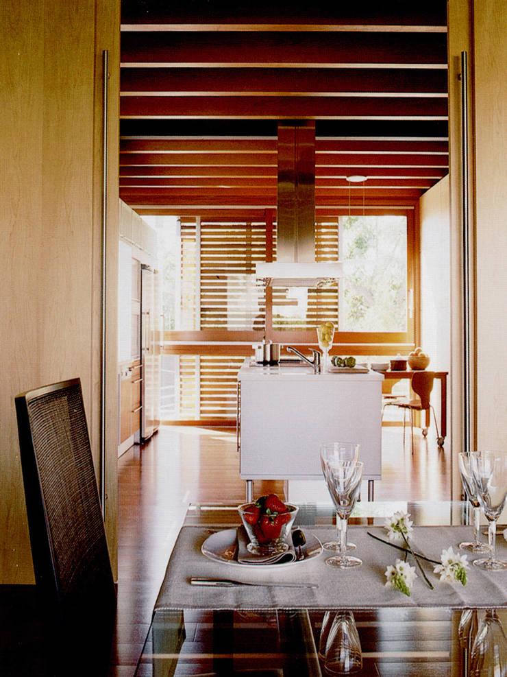 Comedor y cocina: Comedores de estilo  de Artigas Arquitectes