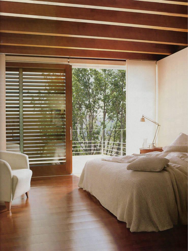 Dormitorio: Dormitorios de estilo  de Artigas Arquitectes