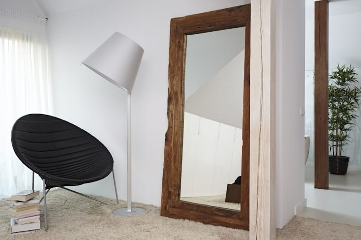 COMFEE, projekt Anna Hrecka, 2007: styl , w kategorii Sypialnia zaprojektowany przez NOTI