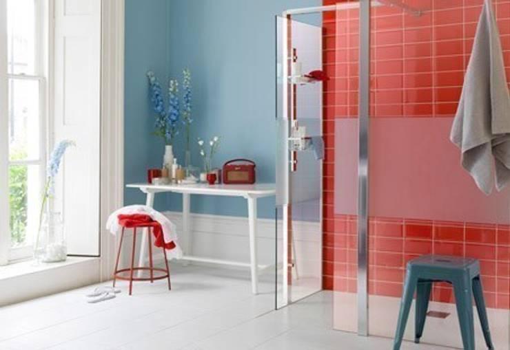 Wetrooms: modern Bathroom by Alaris London Ltd