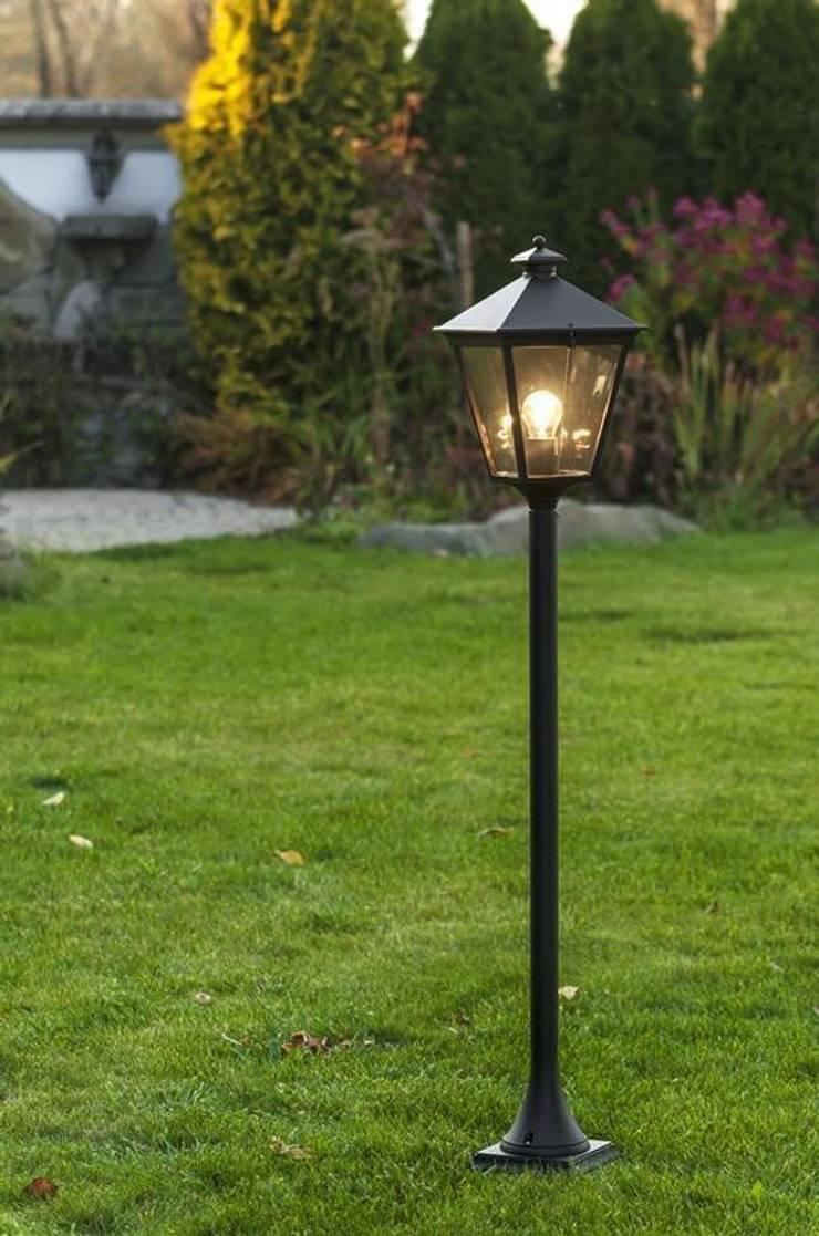 Lampy : styl , w kategorii Ogród zaprojektowany przez Hortum.co