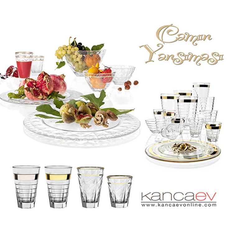 KANCAEV A.Ş – VIDIVI İTALYAN CAM GRUPLARI:  tarz Mutfak