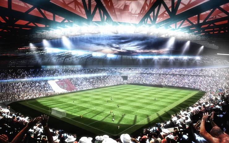 Arkinom Studio – HATAY STADYUM:  tarz Stadyumlar