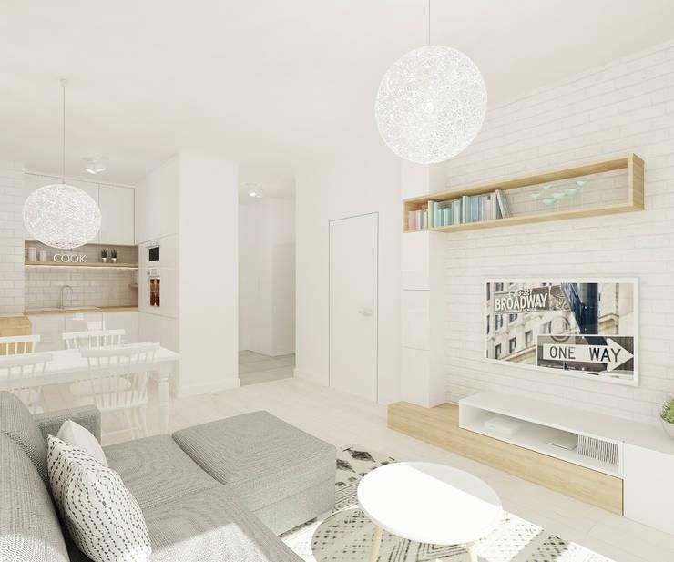 Ruang Keluarga by 4ma projekt