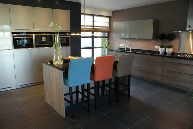 Keuken:  Keuken door Arkelwonen Arkelsol