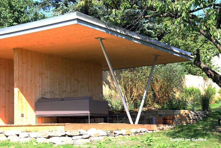 Terrace by Architekt Zoran Bodrozic