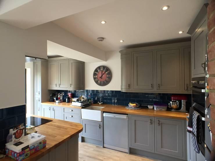 Projekty,  Kuchnia zaprojektowane przez Progressive Design London