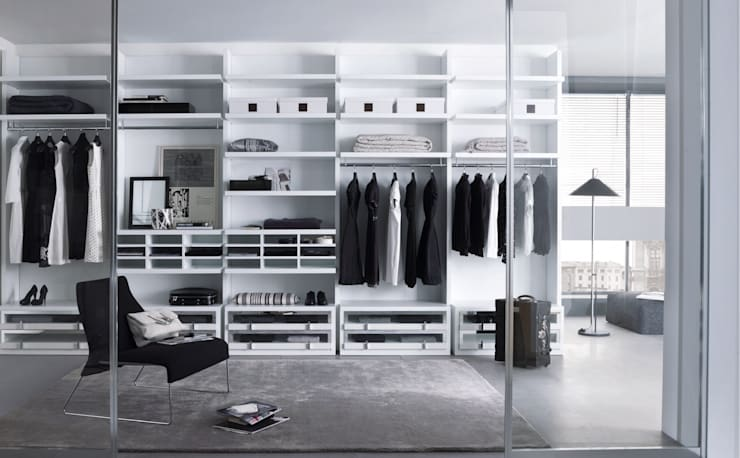 Dressing room تنفيذ Lamco Design LTD