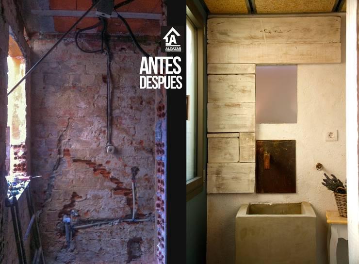 eclectic  by Alcazar Construcciones, Eclectic