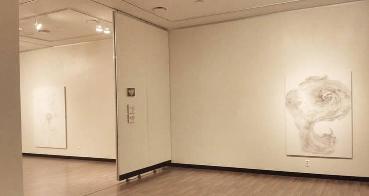 private exhibition at  kumje art museum-2013: 흔적찾기 프로젝트의