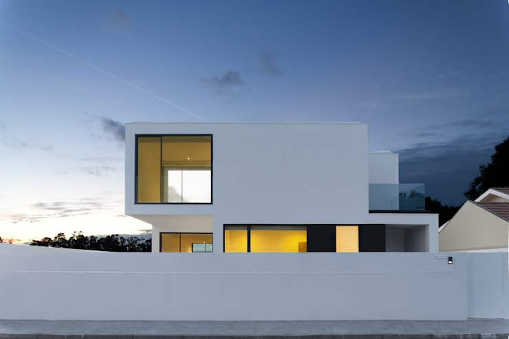 PM House: Casas  por m2.senos