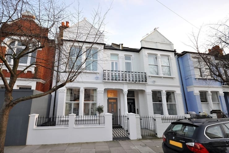 Fulham 1:  Houses by MDSX Contractors Ltd