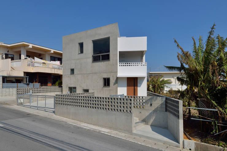 立体の家: プラソ建築設計事務所が手掛けた家です。