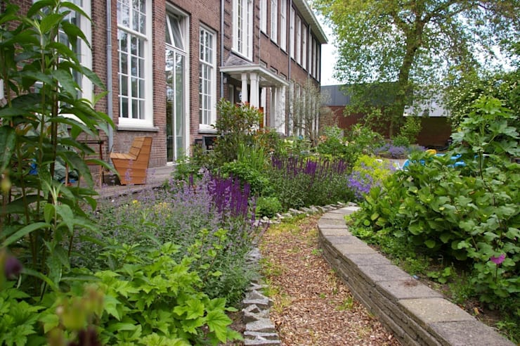 Tuin:  Tuin door Gunneweg & Burg
