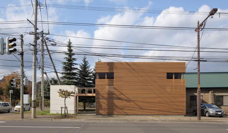 畠中 秀幸 × スタジオ・シンフォニカ有限会社의  주택