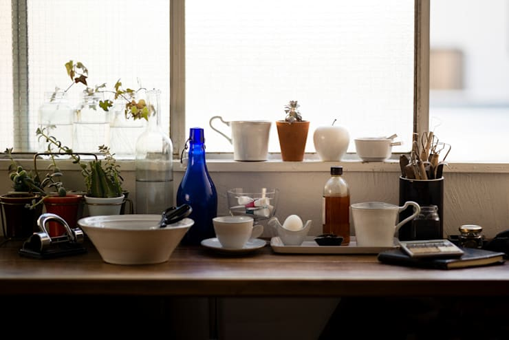 Series     Mulet ミュレット: POTPURRIが手掛けたキッチンです。