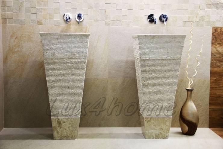 Bagno in stile in stile Tropicale di Lux4home™