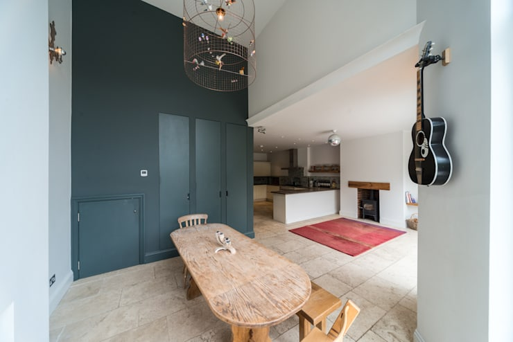 Muswell Hill: modern Dining room by Goldsmith Architects