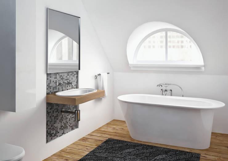ALTA: styl , w kategorii Łazienka zaprojektowany przez MOWO STUDIO