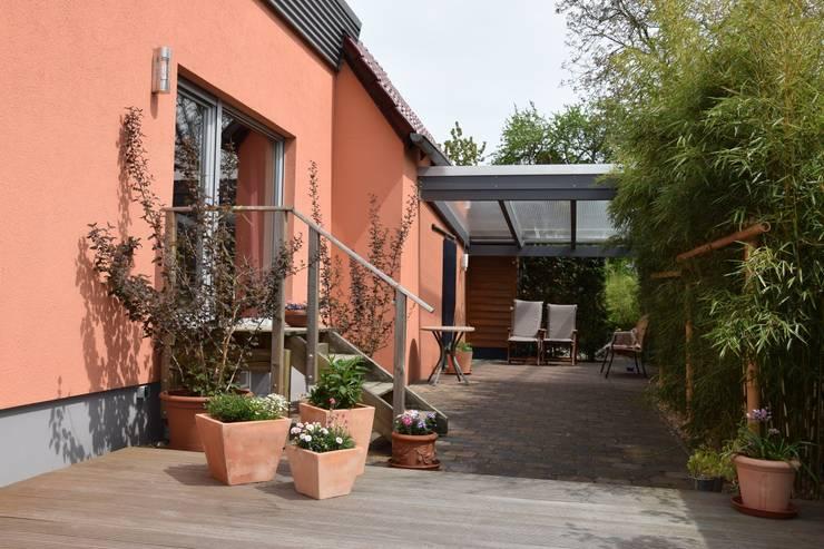 Terrassenbereich Süd:   von Architekturbüro Heike Krampitz