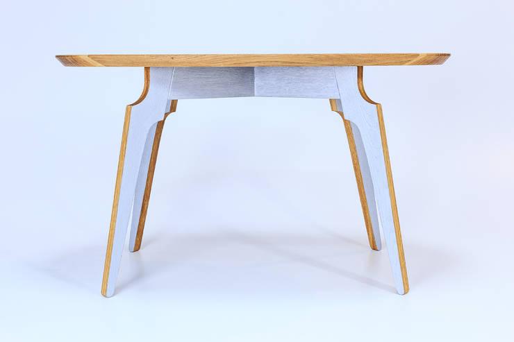 """Stolik kawowy """"M60"""": styl , w kategorii Sypialnia zaprojektowany przez Meble Autorskie Jurkowski,"""