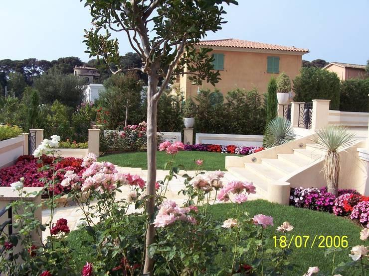 Сады в . Автор – italiagiardini, Средиземноморский