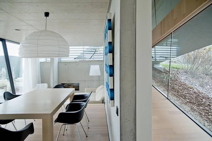 Ramphouse:  Esszimmer von WILLL Architektur
