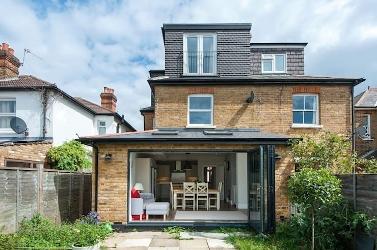Refurbishment of late Victorian Property:  Houses by Corebuild