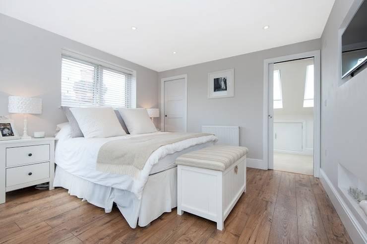 klassische Schlafzimmer von Corebuild