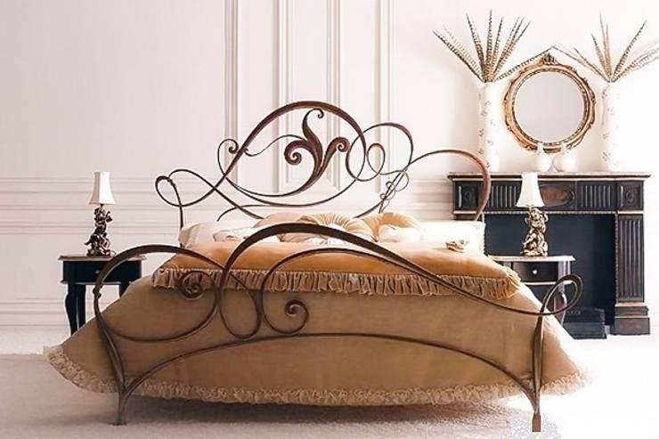 Dormitorios de estilo  por Maison Noblesse