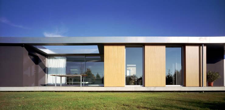 Дома в . Автор – Emmanuelle Weiss Architecte