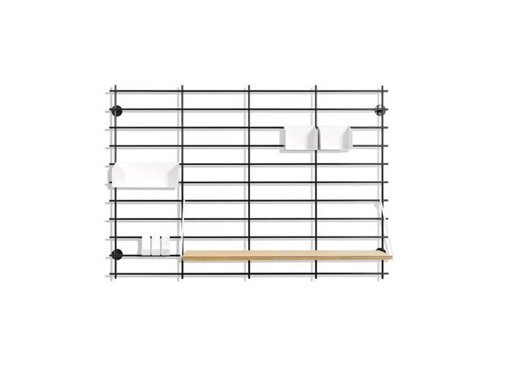 LOOPHOLE the package.01 black:  Kantoren & winkels door Atelier Belge
