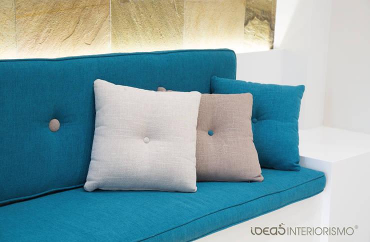 """Hotel """"El Globo"""", decoración mediterránea.: Hoteles de estilo  de Ideas Interiorismo Exclusivo, SLU"""