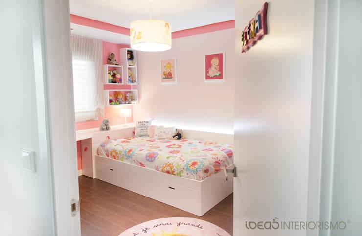 Habitación infantil Elena: Dormitorios infantiles de estilo  de Ideas Interiorismo Exclusivo, SLU