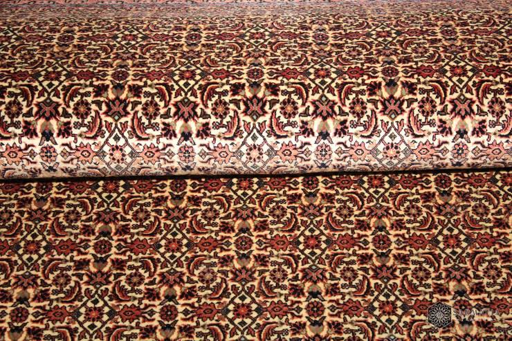 Bidjar Garrus, Iran, 173x235, wełna kurk z jedwabiem: styl , w kategorii Domowe biuro i gabinet zaprojektowany przez Sarmatia Trading
