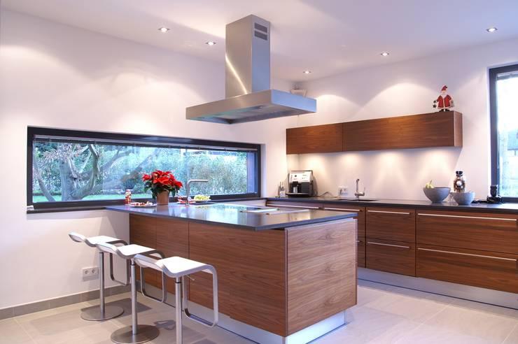 Keuken door wirges-klein architekten