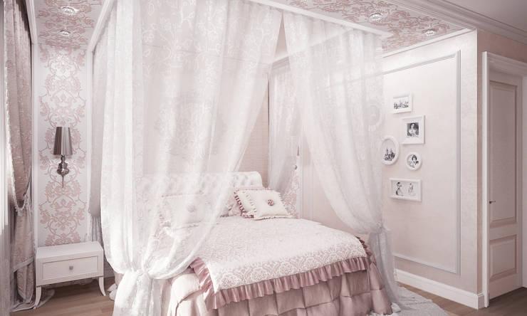 Dentelle: Спальни в . Автор – VITTA-GROUP
