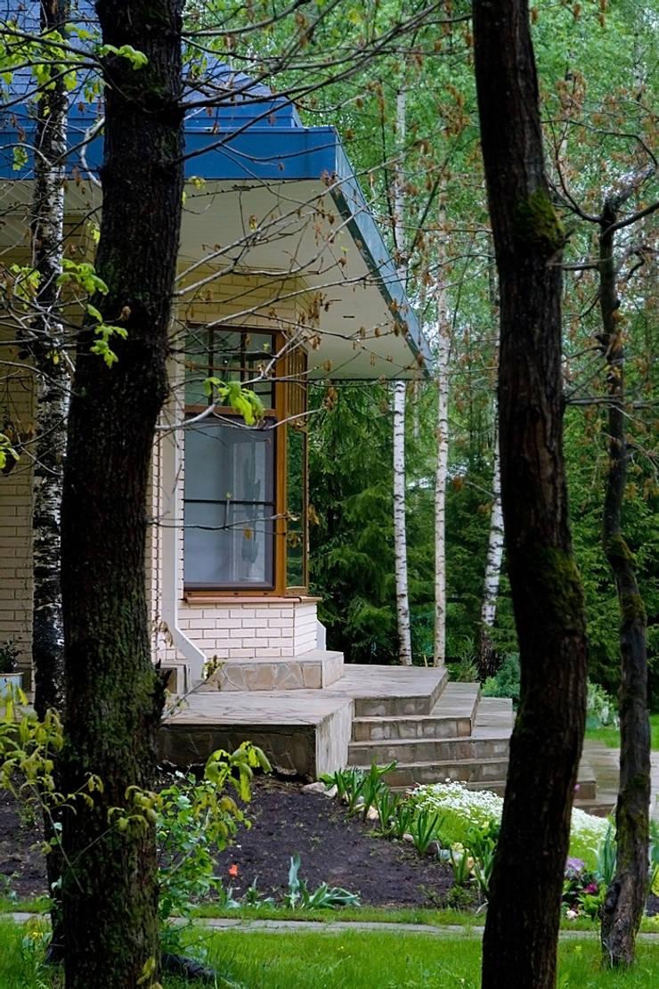 фасад окно:  в . Автор – Remistudio