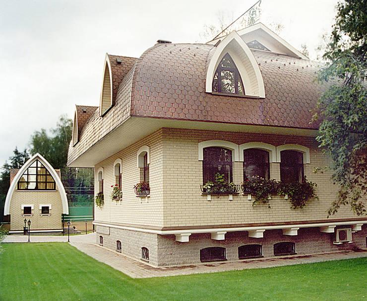 фасад:  в . Автор – Remistudio