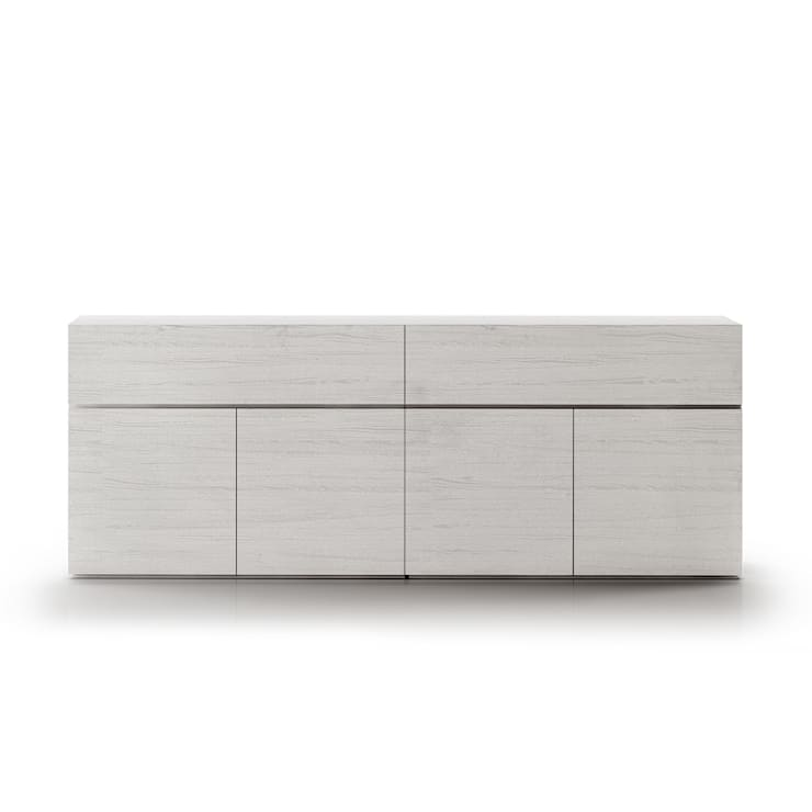 'Obimi' sideboard by Santa Lucia:  Dining room by My Italian Living