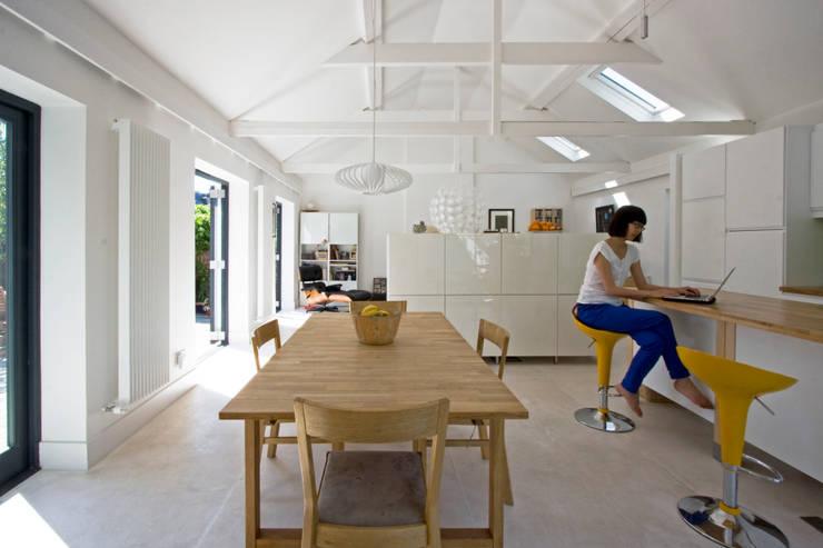 Salas de jantar  por NRAP Architects